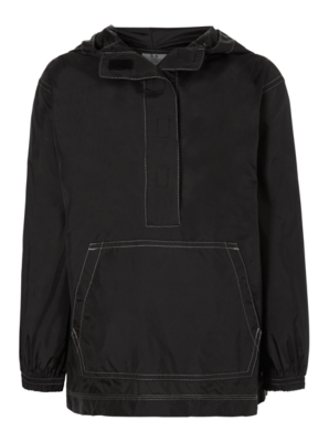 School Pac a Mac - Black