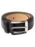 Black Leather Belt main view