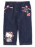 Hello Kitty Cropped Jeans main view