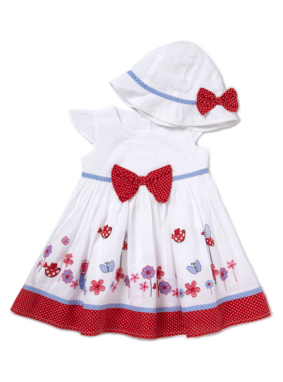 Baby Tea Party Dress