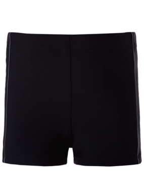 Boys School Swim Trunks - Black