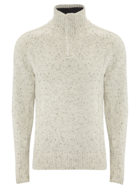 Boston Crew Chunky Knit Jumper