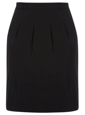 Black Teen Pencil Skirt