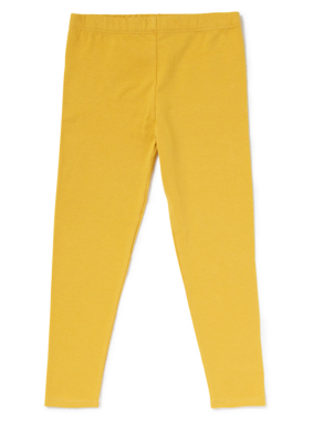 Coloured Leggings - Yellow