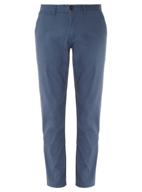 Chino Trousers - Blue