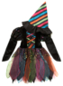 Rainbow Witch - Halloween Costume main view