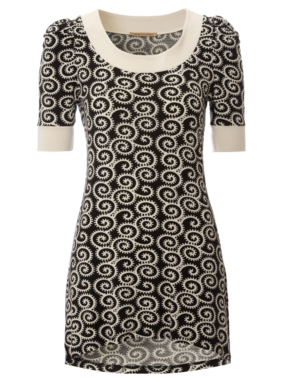 Barbara Hulanicki  - Printed Tunic Top