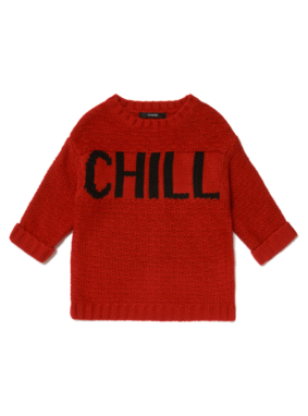 Chill Chunky Knit Jumper