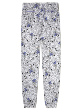 Dalmation Print Pyjama Bottoms