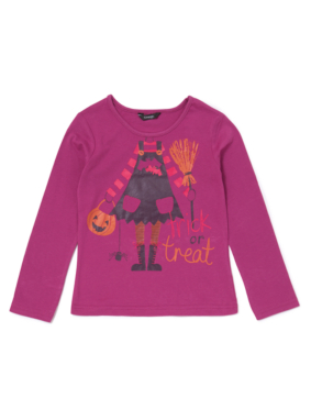 Trick or Treat Witch Top