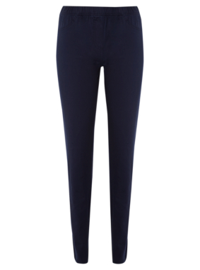 Moda Jeggings - Navy