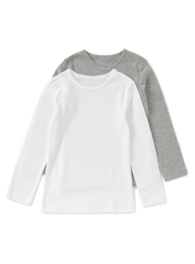 2 Pack Thermal Tops