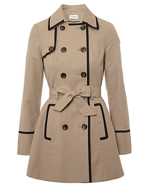 Ladies Tailored Formal Trench Coat - George at Asda