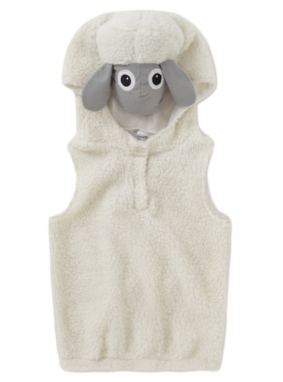 Sheep Fancy Dress Costume