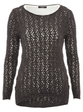 Moda 2 in 1 Jumper - Grey