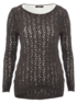 Moda 2 in 1 Jumper - Grey main view