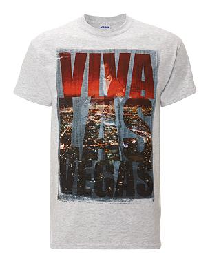 Las vegas print t shirt men george at asda for Las vegas shirt printing