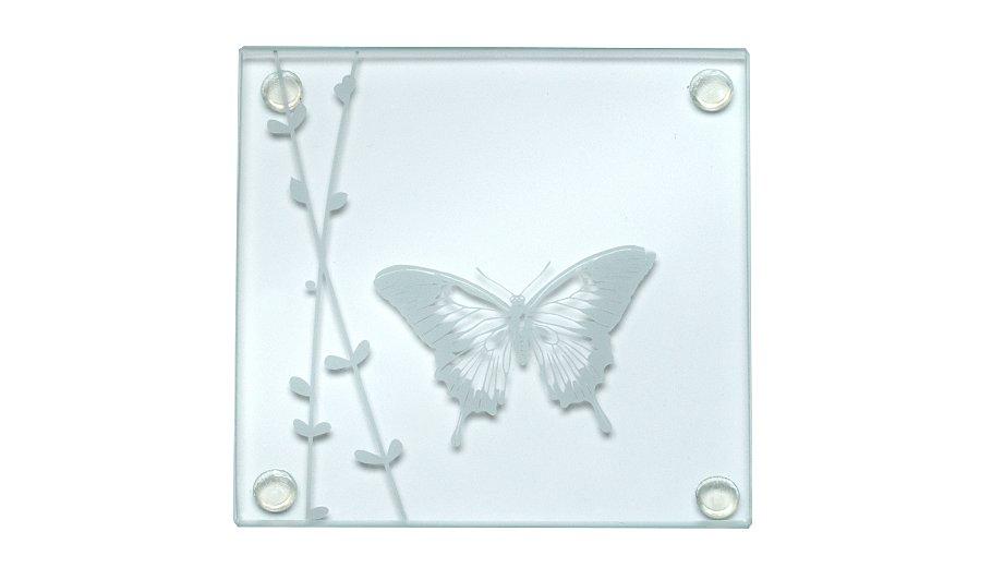 Asda Glass Coasters