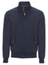 Casual Harrington Jacket - Navy main view