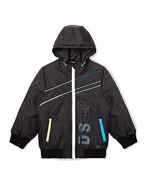 Neon Trim Hooded Bomber Jacket Boys #0: hei=382&wid=305&resmode=sharp&op usm=1 1 0 5 0 0&defaultimage=default details George rd