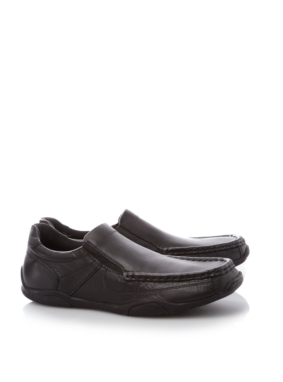 Boys School Leather Loafers