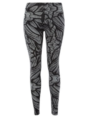 Graduate Fashion Week Graphic Leggings