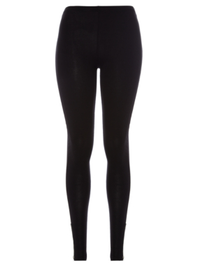 Zip Cuff Leggings