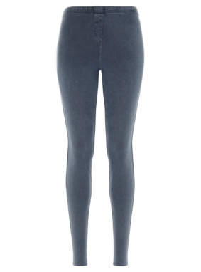 G21 Acid Wash Leggings