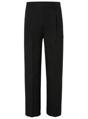 Boys School Half Elasticated Waist Trousers