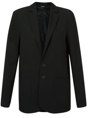 Boys School Regular Fit Blazer - Black