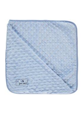 Max Pimple Fleece Shawl Blanket