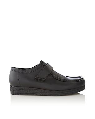 Boys School Leather Shoes | School | George at ASDA