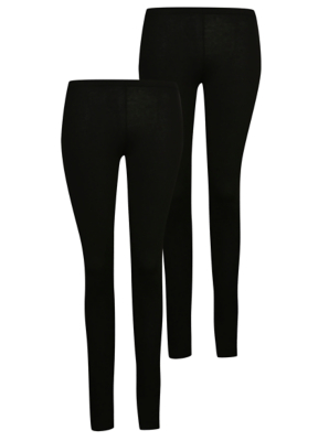 2 Pack Jersey Leggings