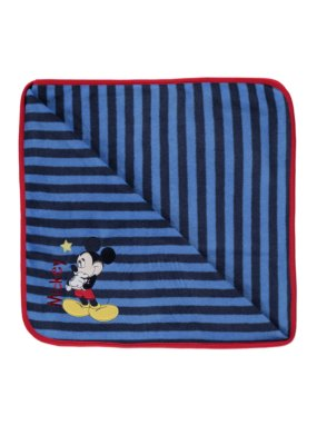 Mickey Mouse Shawl Blanket