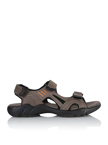 Leather Sandals Men George At Asda