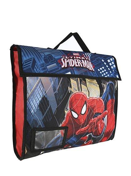 ultimate spiderman book bag boys george at asda. Black Bedroom Furniture Sets. Home Design Ideas