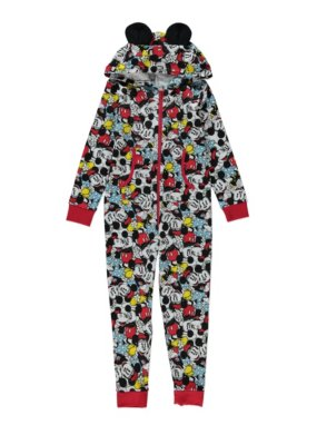 Minnie & Mickey Mouse Onesie