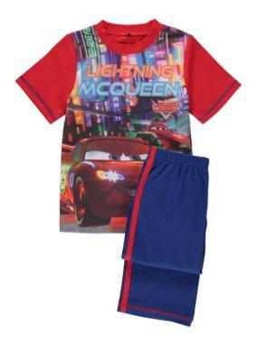 Lightning McQueen Pyjamas
