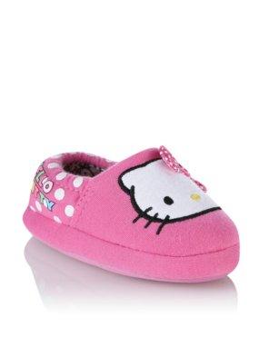 Hello Kitty Fullback Slippers