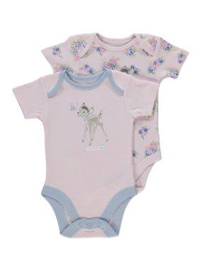 2-Pack Bambi Bodysuits