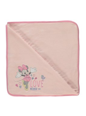 Minnie Mouse Shawl Blanket