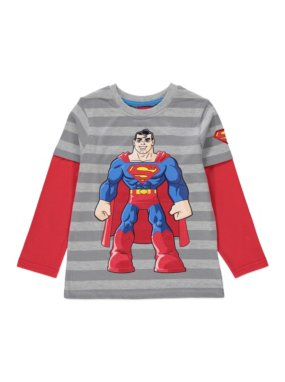 Long Sleeve SupermanT-shirt