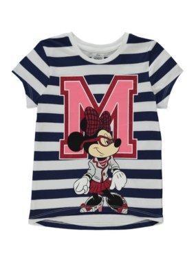 Minnie Striped T-shirt