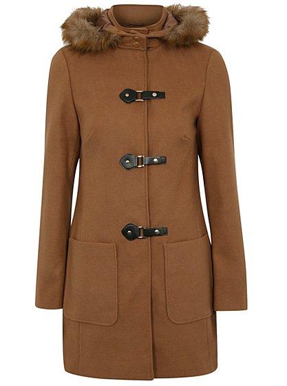 Asda Duffle Coat | Down Coat