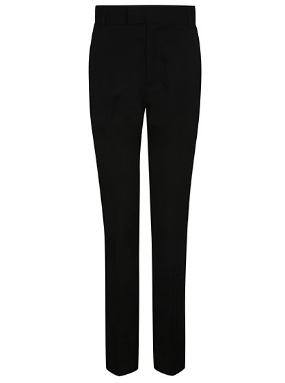 Girls School Trousers Black Skinny Stretch Hipster Miss Sexies Miss Chief 4 6 8 10 12 14 £ - £ 4 out of 5 stars 7. Womens Girls Black Skinny School Trousers Women Skinny Black Office Work Trousers. £ 5 out of 5 stars 1.