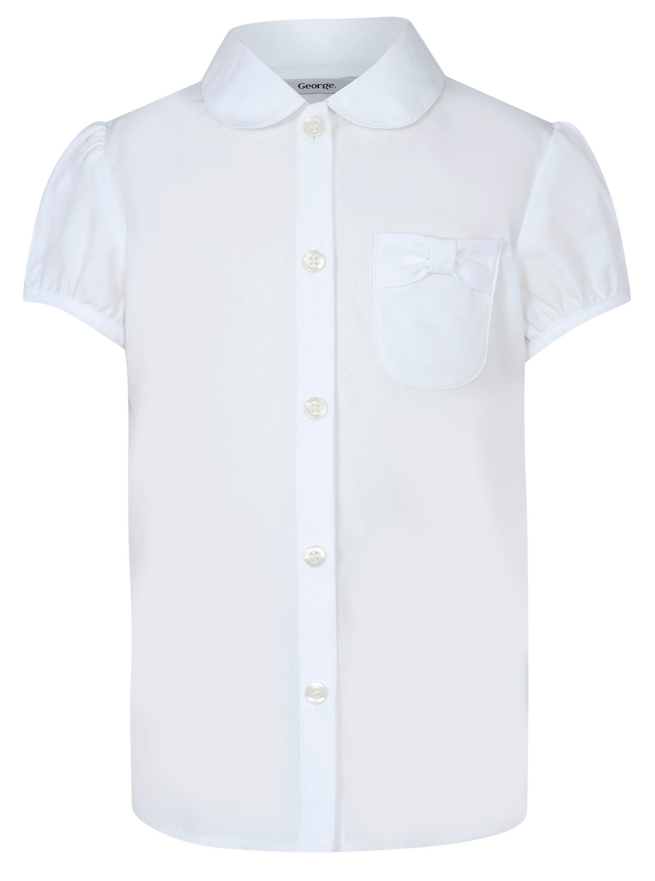 White Blouse George 39