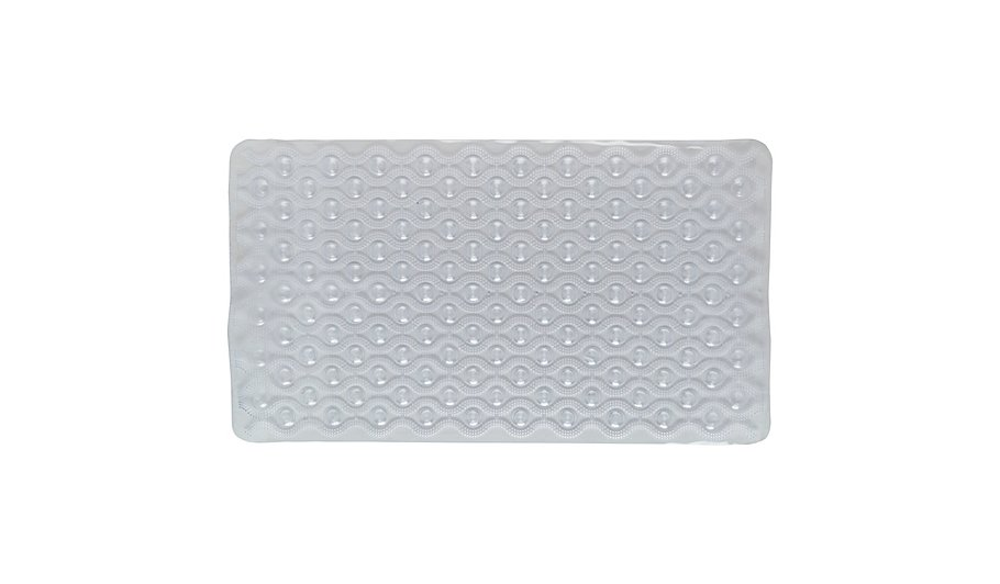George Home Clear Rubber Mat Towels Amp Bath Mats George