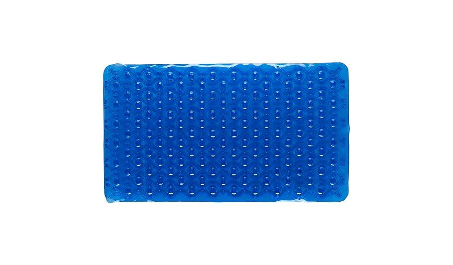 george home blue rubber mat towels bath mats george. Black Bedroom Furniture Sets. Home Design Ideas