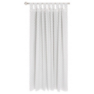 George Baby Grey Little Stars Blackout Curtains