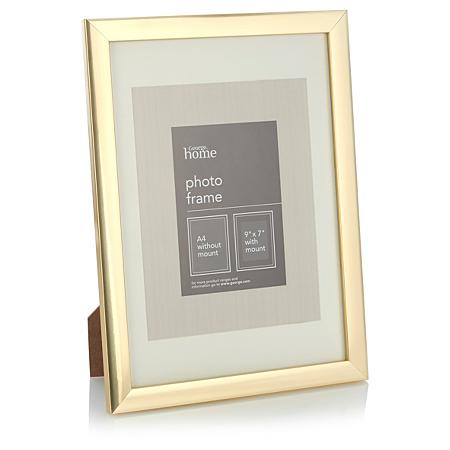 george home plastic frame a4 photo albums frames. Black Bedroom Furniture Sets. Home Design Ideas